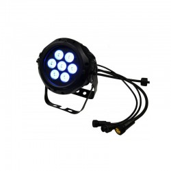 PROJECTEUR LED MINIKOLOR 7X3W