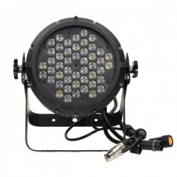 PROJECTEUR LED TOURKOLOR 48X3W