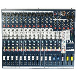 TABLE DE MIXAGE EXF12