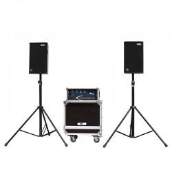 SONORISATION PS10 R1 2 x 450W