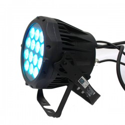 PROJECTEUR LED FULLKOLOR 14X3W